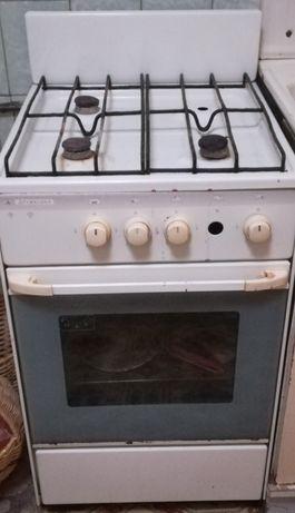 Газовая плита с духовкой Дружковка