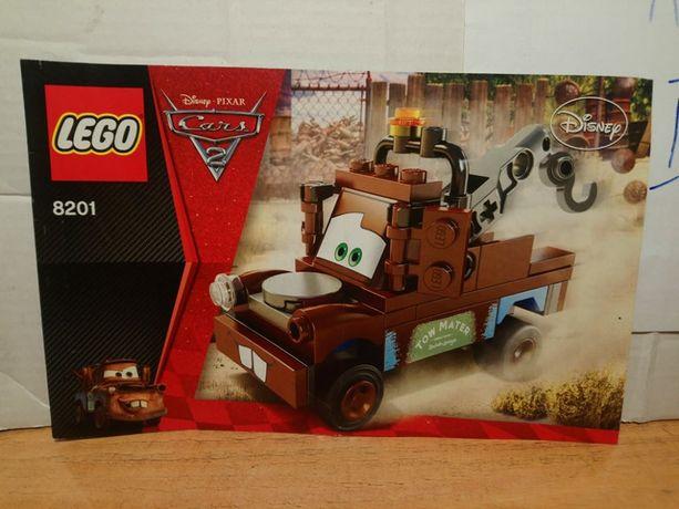 Lego Cars 8201 / Auta - Złomek
