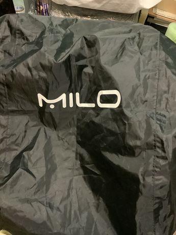 Дощовик на рюкзак raincover 30l Milo чорний