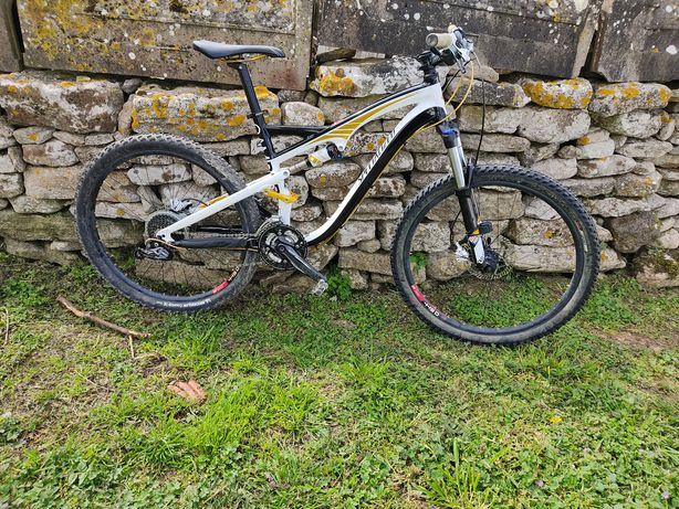 Specialized Camber Comp Troco por Enduro