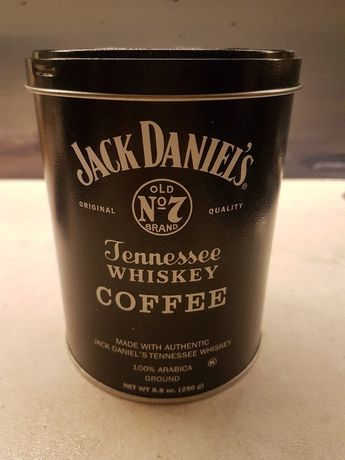 Kawa mielona Jack Daniels