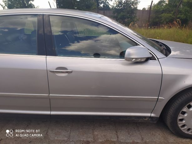 Volkswagen Phaeton drzwi pasażer