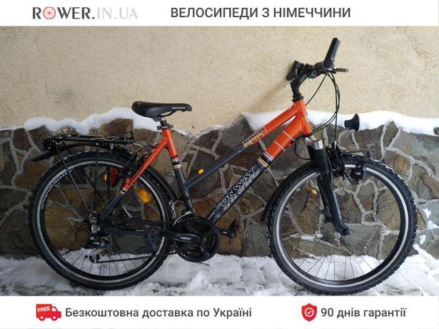 Велосипед дамка Conway 6020 26 L4 / Велосипеды б у с Германии
