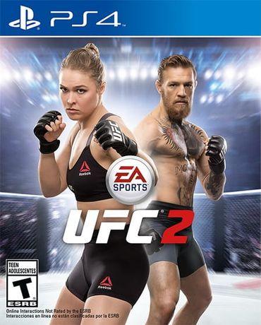 Gra UFC 2 PS4