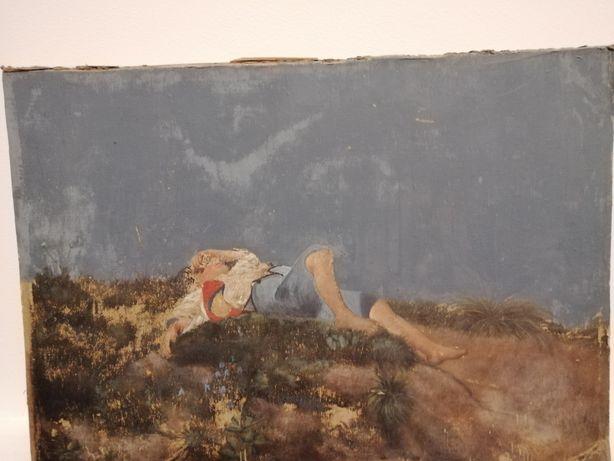 Obraz olejny pocz XX wieku