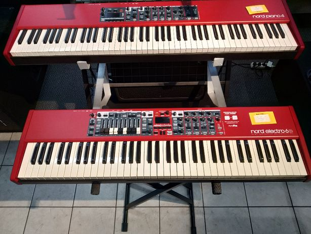 Instrument klawiszowy - Nord Electro 6D 73 - Outlet! (RAG.WRO.)