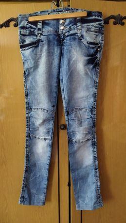 Новые джинсы без бирки Турция AMN 24 размер