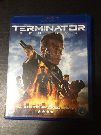 Terminator - Genesys dvd bluray