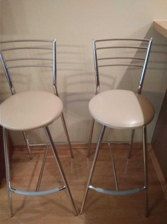 Sprzedam krzesła barowe