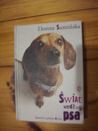 Dorota Sumińska - Świat według psa. Opowieść jamnika Bolka.