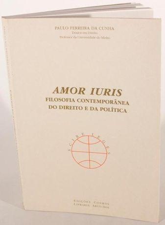 Amor Iuris, de Paulo Ferreira da Cunha