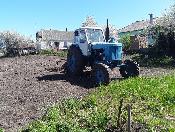 Трактор ЮМЗ 6 в отличном состоянии