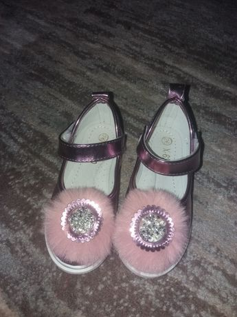 Гарні туфельки 26 розміру