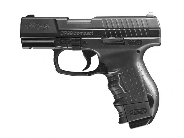 Pistolet wiatrówka Walther CP99 Compact 4,5 mm Blowback BB CO2