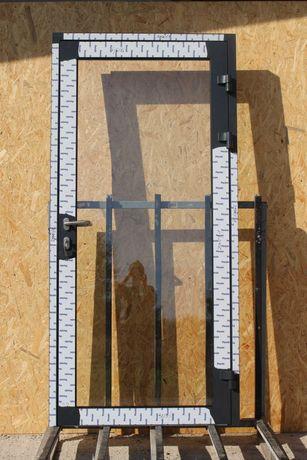 Drzwi aluminiowe 100X210