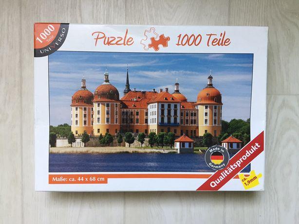 Пазлы 1000 деталей Германия