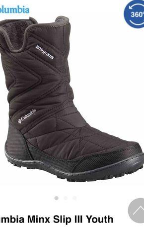 Новые ботинки сапожки