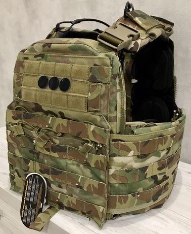 Снаряжение для страйкбола. Airsoft. TMC CPC Plate Carrier Multicam