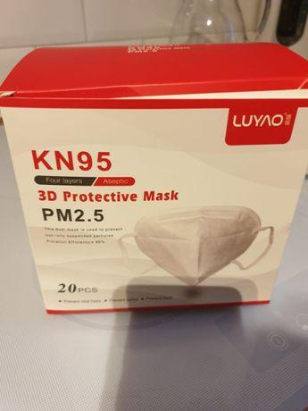 Maski Filtr FFP-2,5KN95 Niemiecka jakość