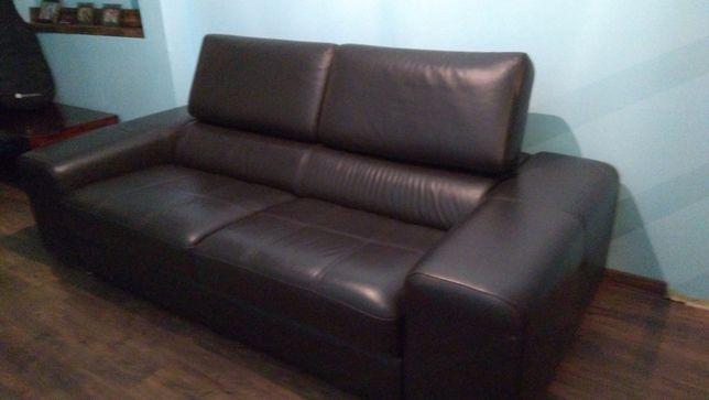 Sofa kanapa skórzana TC Cembalista