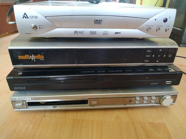 Odtwarzacze DVD i dekoder