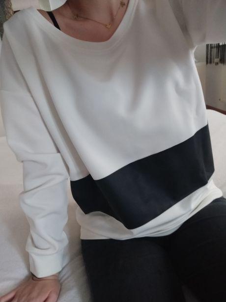 Piankowa bluza