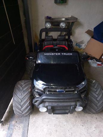 Монстр трак ( детская электро машинка) Ford range f150