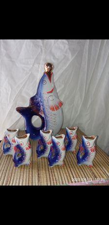 Рибки фарфорові 20ст