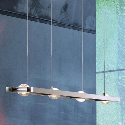 Lampa Wisząca Paul Neuhaus 2460-55 Q-Fisheye LED