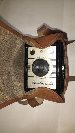 Máquina Fotográfica Coronet Embassador