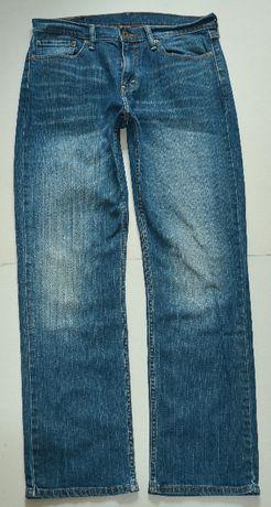 Spodnie LEVIS 514 W32 L32 pas 90 cm