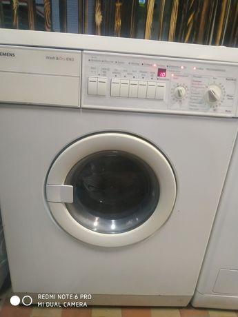 Продам стиральную машину с сушкой Siemens Wash&Dry 6143