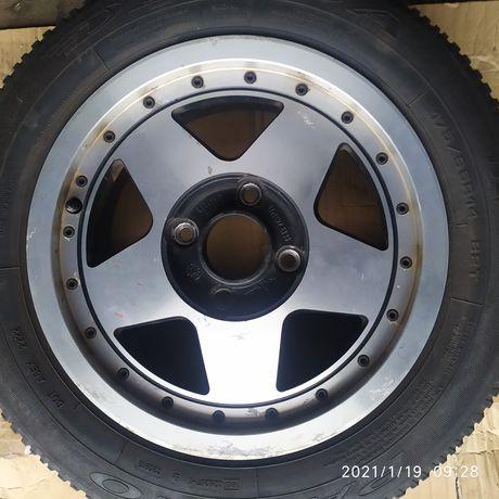 Zabytkowe Alufelgi Ford 14