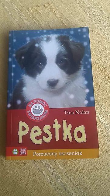 Książka Pestka Porzucony szczeniak