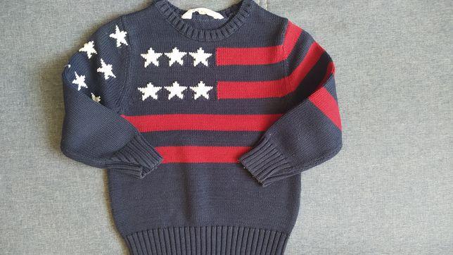 Sweter H&M rozmiar 98/104
