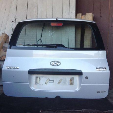 Крышка багажника Hyundai Matrix 01-10 Задняя дверь кляпа
