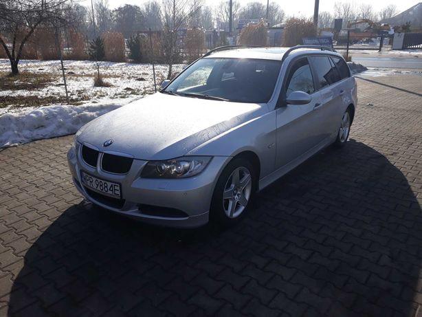 BMW E91  320i  2.0B automat xenon navi panorama M-pakiet 150 KM