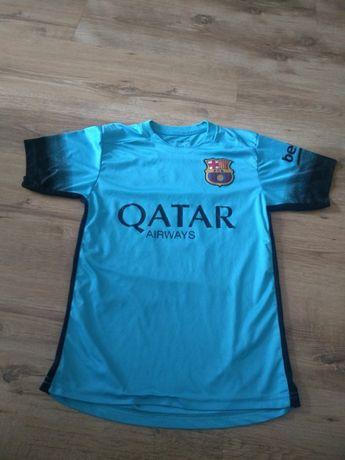 Koszulka piłkarska meczowa Fc Barcelona Lionel Messi XS s sportowa