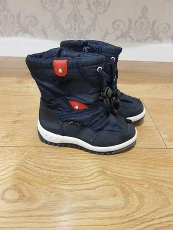 Zimowe ocieplane buty buciki dziecięce rozmiar 27