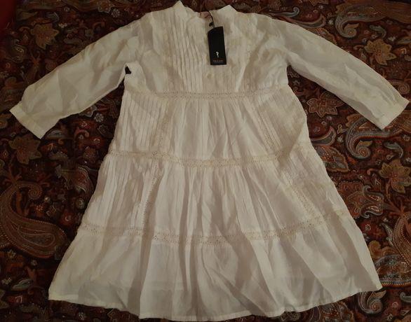 Vestido Lanidor 10a menina