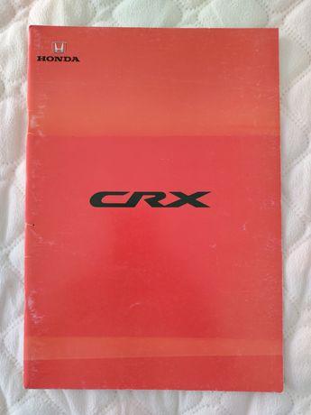 Catálogo de Honda Civic CRX