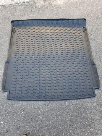 Коврик багажника Ауди Q7 4m 2015 - 2019