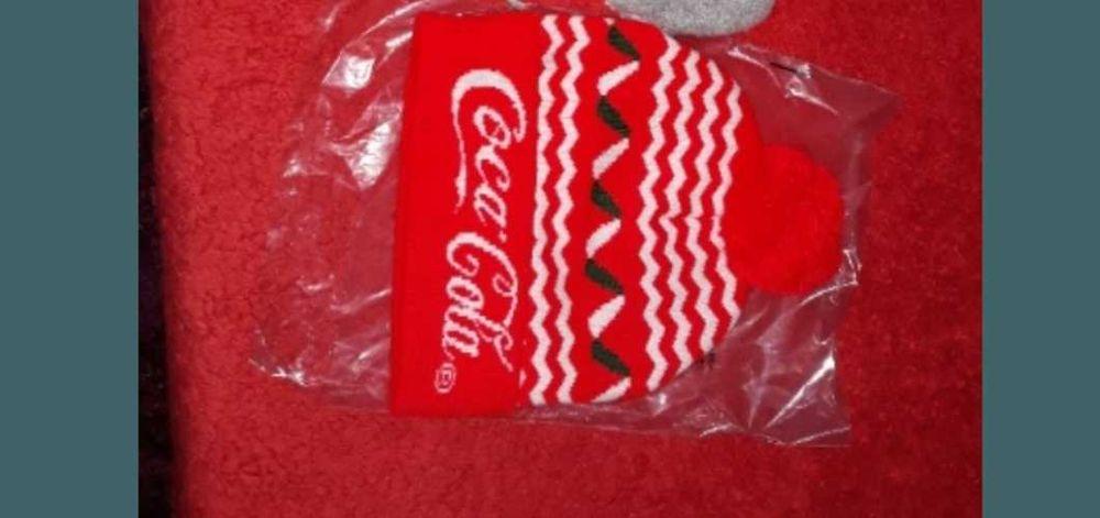 Czapka coca cola Krynica-Zdrój - image 1