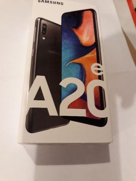 Samsung Galaxy A20e DualSim 3/32GB w kolorze czarnym