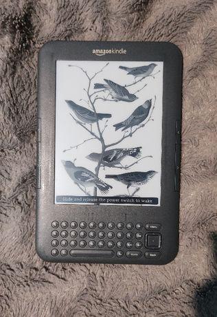 Czytnik ebook Kindle Keyboard polskie menu