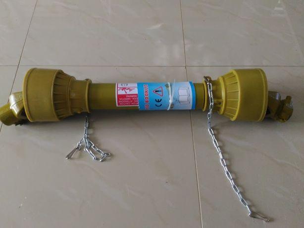 Wałek transmisyjny przegubowy frezowy o długości 80 cm Dostawa Gwaranc