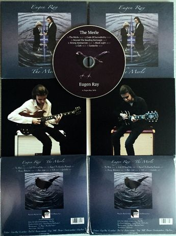 Eugen Ray – The Merle (Audio CD)