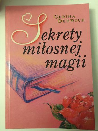 """Książka """"Sekrety miłosnej magii"""""""