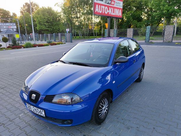 Seat Ibiza 6L 1.4TDI 2003r.