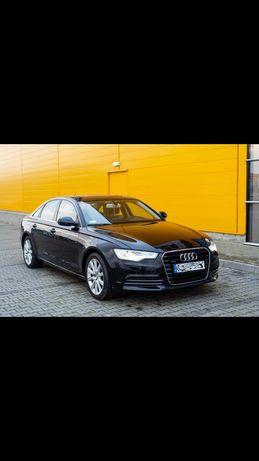 Audi a6c7 2.0 benzyna Quatrro 4x4 zamiana